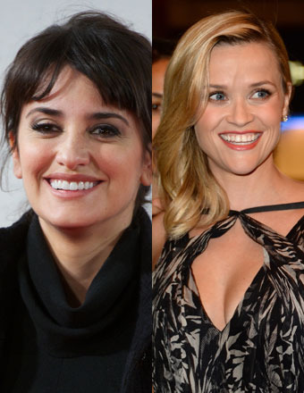 Elle's 'Women in Hollywood' Honors Penélope Cruz and Reese W
