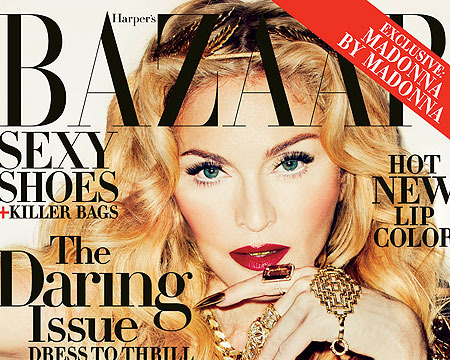 Madonna Reveals She Was Once Raped at Knifepoint