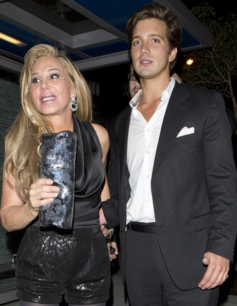Adrienne Maloof on New Boyfriend Jacob Busch: 'He's Lovely'