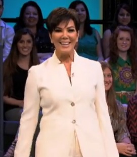 Kris Jenner Thinks Kanye West Is a 'Great Dad'