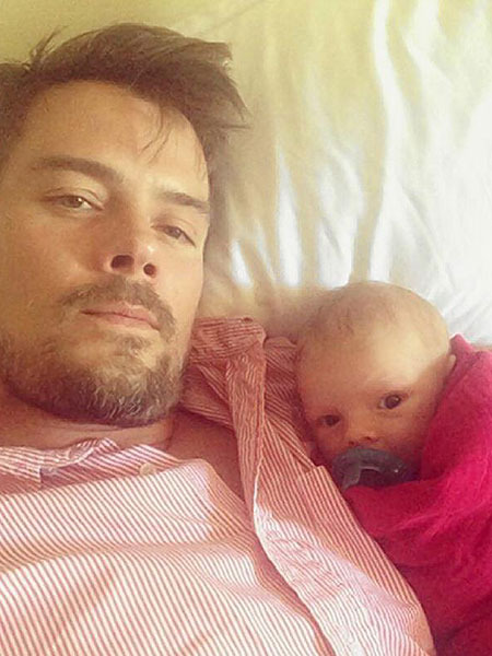 Josh Duhamel and Fergie Share Sweet Pics of Baby Boy