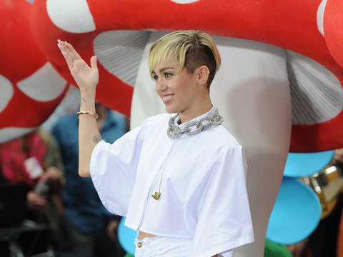 Miley Cyrus Says Hannah Montana Is 'Dead,' Quits Acting
