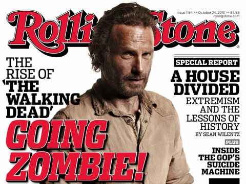 'Walking Dead': Andrew Lincoln on Losing Co-Stars to the Zombie Apocalypse