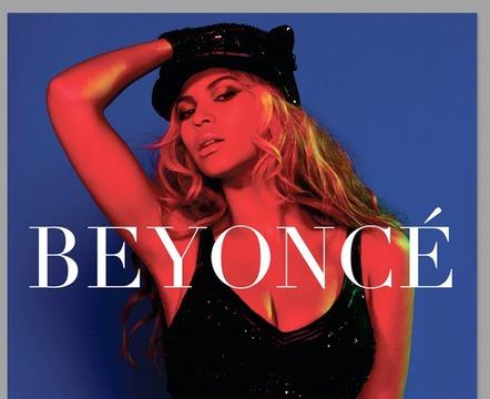 See Beyoncé's 2014 Calendar Cover!