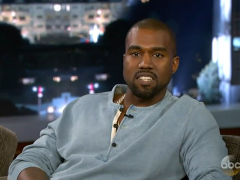 Kanye West on 'Jimmy Kimmel': 5 Awkward and Sincere Highlights