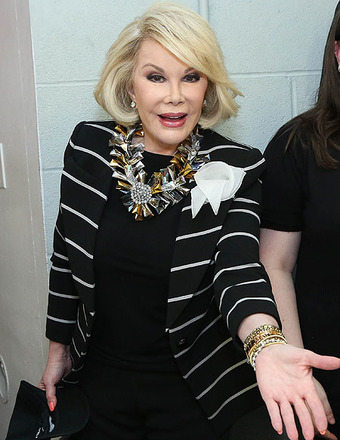 Lawsuit in Joan Rivers NYC Condo Dispute Turns 'Ugly'