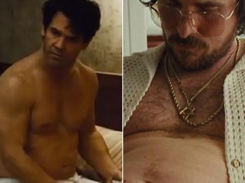 Extreme Body Transformations: Josh Brolin's Yo-Yo Dieting, Christian Bale's Big Belly!