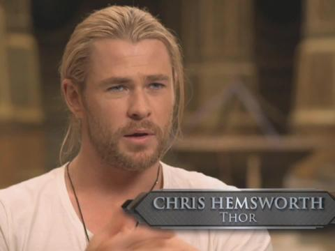 Which Marvel Villain is Thor Teaming with in 'The Dark World'?