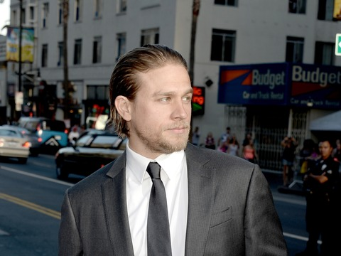 OMG! Leading Man Charlie Hunnam Drops Out of 'Fifty Shades of Grey'