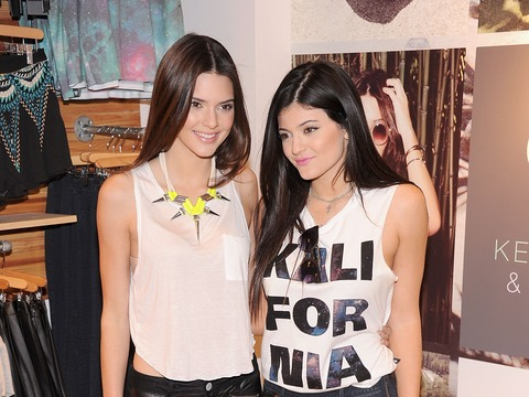 Extra Scoop: Which Celebrity Superkids are Supporting Kendall and Kylie Jenner?