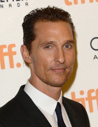 Would Matthew McConaughey Play Christian Grey in 'Fifty Shades of Grey' Movie?