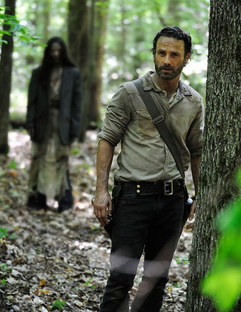 'Walking Dead' Season 4 Recap: It's Raining Zombies!