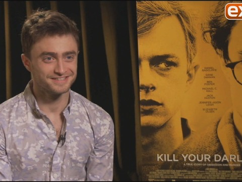 Daniel Radcliffe Leaves Harry Potter Far Behind in 'Kill Your Darlings'