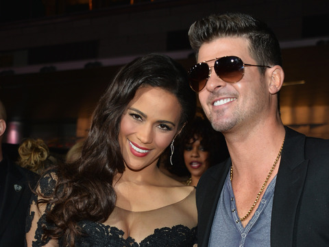Paula Patton Brags About Robin Thicke's Anatomy