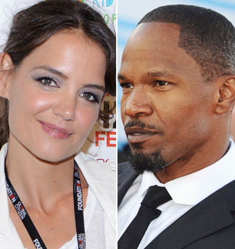 New Couple Alert? Katie Holmes Reportedly Dating Jamie Foxx!