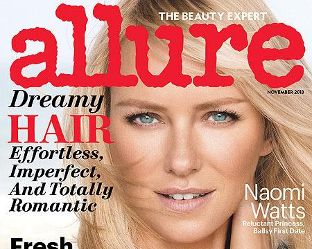Naomi Watts' 'Ballsy' Pursuit of Her Man