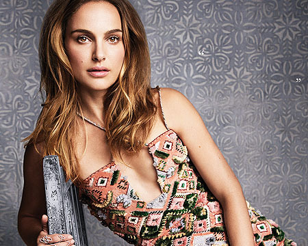 What 'Freaked' Natalie Portman and More Marie Claire Quotes
