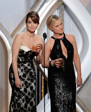 Tina Fey and Amy Poehler to Host Golden Globes for Next Two Years
