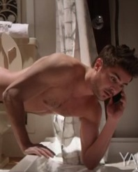 Zac Efron Gets Naked in an 'Awkward Moment'