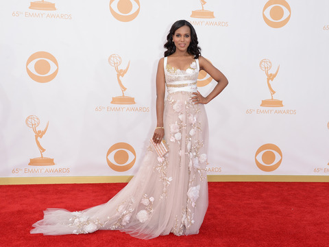 Kerry Washington Is the 'World's Best-Dressed Woman'