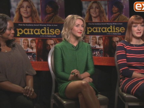 Julianne Hough Loses Her Faith in 'Paradise'