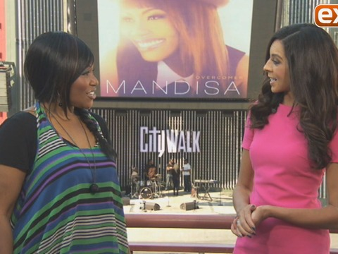 Former 'Idol' Contestant Mandisa on Overcoming Simon Cowell's Weight Joke
