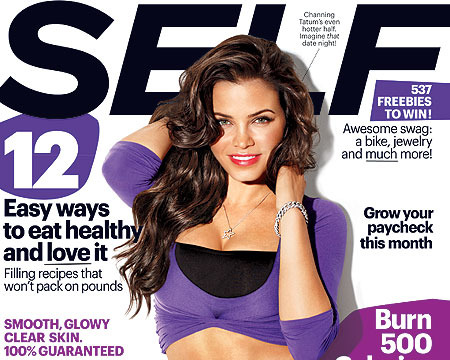 Oh Baby! Jenna Dewan Tatum Looks Hot after Baby