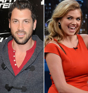 Maks Chmerkovskiy Confirms He's Dating Kate Upton! 'I Think I Got Lucky'