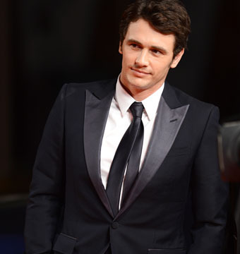 Gossip Girl: James Franco's 'Fifty Shades' Gag Order!