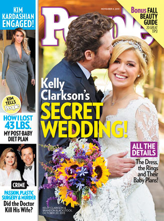 Inside Kelly Clarkson's Intimate Wedding, and Why Her Mother Didn't Attend!