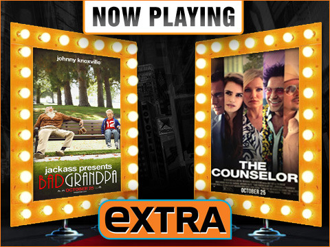 Now Playing Live Movie Reviews: 'The Counselor' vs. 'Bad Grandpa'