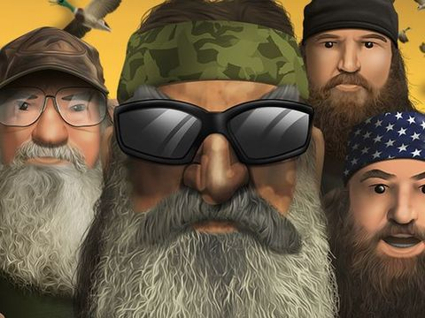Let's Hunt Ducks in the 'Duck Dynasty' Game!