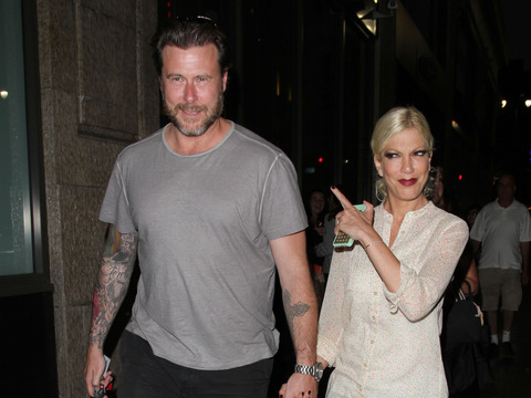 Is Tori Spelling So Broke Her Husband Can't Get a Vasectomy?