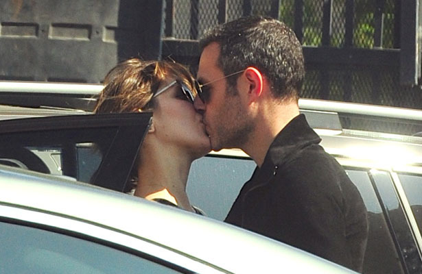 Kissing Scandal! Katharine McPhee Mortified, Michael Morris Spotted with Wife
