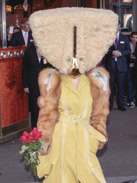 Lady Gagas Top Five Craziest Outfits