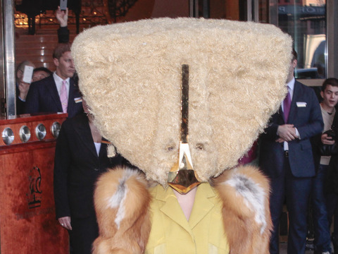 Lady Gaga's Craziest Outfit Ever… See It Now!