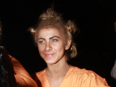 Julianne Hough Apologizes for Controversial Blackface Halloween Costume