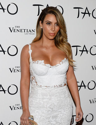 Kim K Talks 'Magical' Proposal, Sexy Swimsuit Selfie and Having More Kids