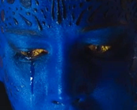 'X-Men: Days of Future Past' Trailer: Dark, Tense… and Mystique Is Crying!