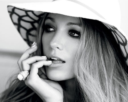 Pics! Blake Lively Is Smoking Hot as New Face of L'Oréal!