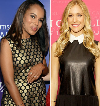 Hollywood Baby Boom! Kerry Washington and Kristin Cavallari Both Pregnant
