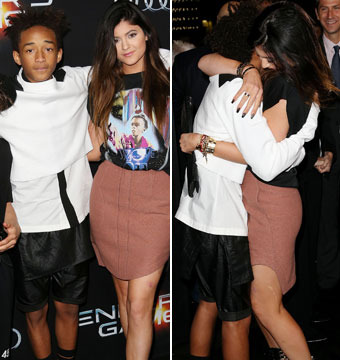 Gossip Girl: Kylie Jenner and Jaden Smith Dating and Sharing Clothes?
