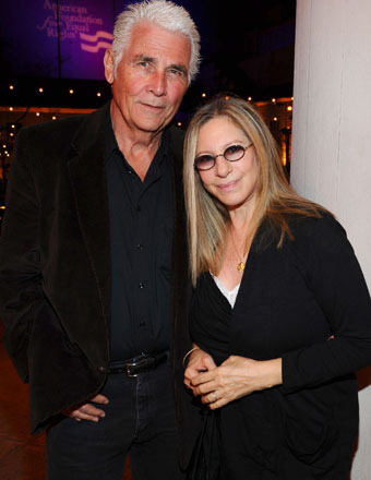 Not True! Rep Denies James Brolin 'Wants Out' of Marriage to Barbra Streisand