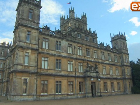 See Highclere Castle Featured in 'Downton Abbey'