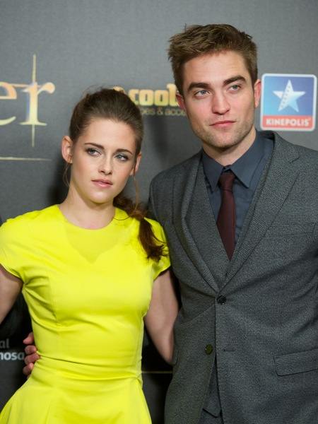 Kristen Stewart and Robert Pattinson Reconciliation Rumors Heat Up!
