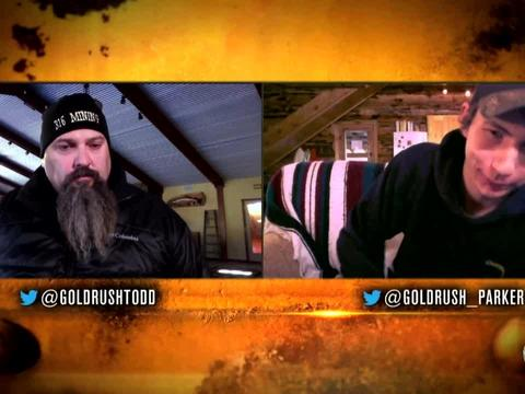 Sneak Peek! 'Gold Rush' Stars Todd and Parker Face Off