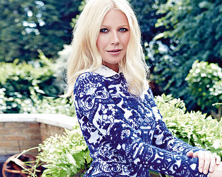 Gwyneth Paltrow to Haters: She Doesn't 'Give a S**t' What You Think