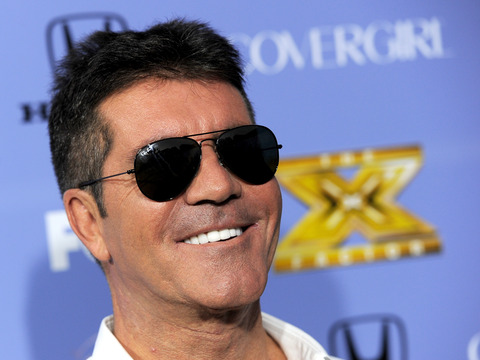 Simon Cowell Reveals What He Wants to Name His Baby Son