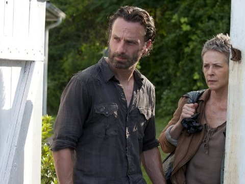 'Walking Dead' Burning Questions: What's Going to Happen to Carol?