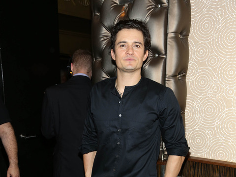 Orlando Bloom Loves 'The Hobbit' Madness